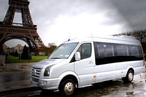 Miinicoach for 15 seats