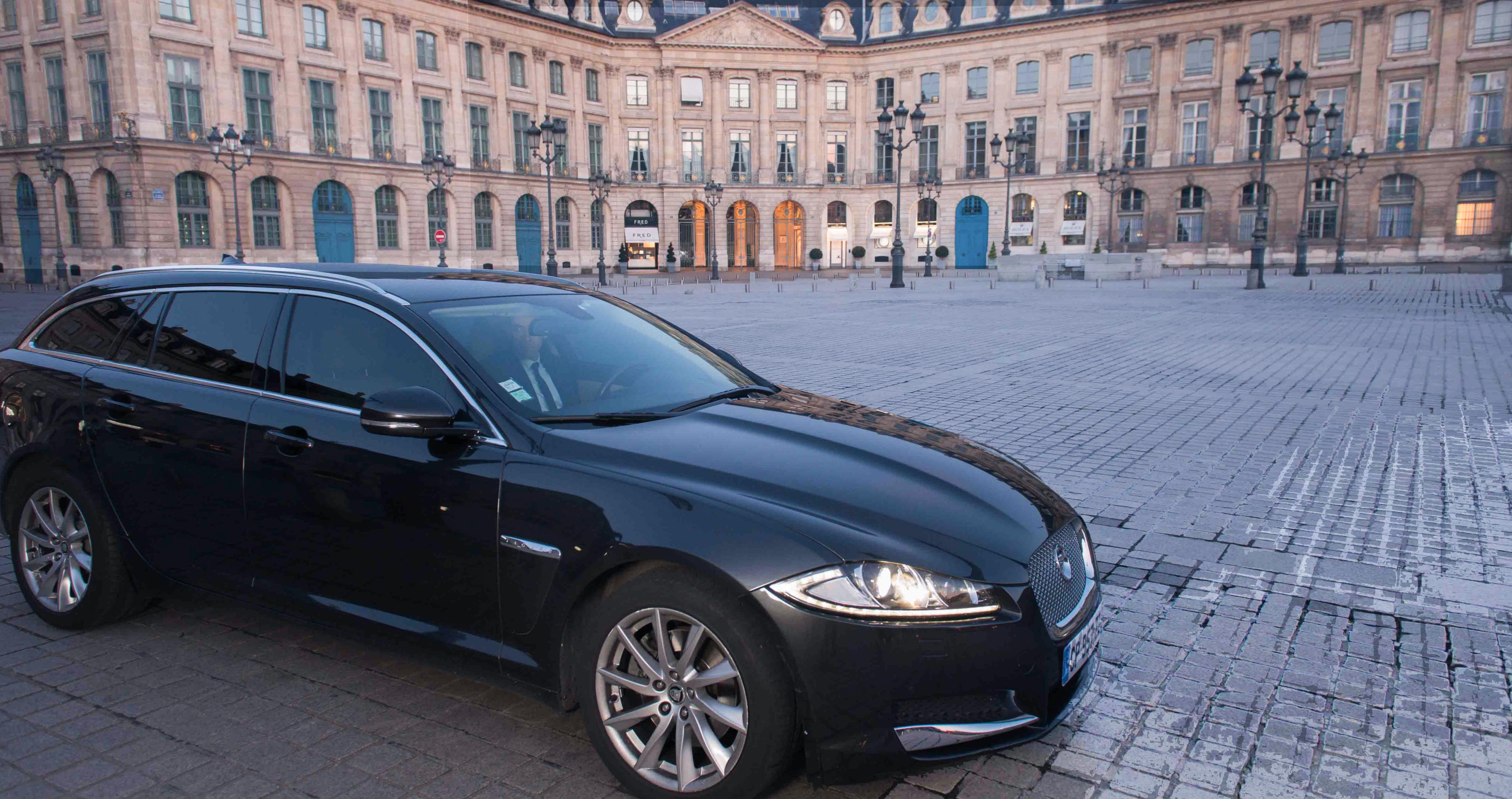 Jaguar Limousine